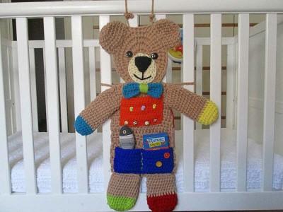 """Θήκη αποθήκευσης  """"Teddy Bear"""""""
